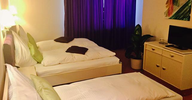 Triple Room | Dreibettzimmer – From 89€ / night